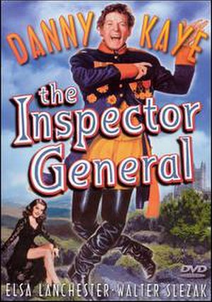 The Inspector General (film) - DVD cover