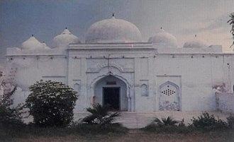 Jamal-ud-Din Hansvi - Image: Jamal Ud din