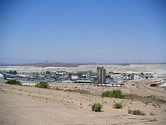 Jodhpur - Industrial plant near Jodhpur, Rajasthan.