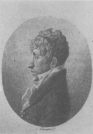Johann Centurius Hoffmannsegg