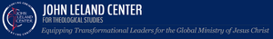 John Leland Center for Theological Studies - Image: John Leland Center logo