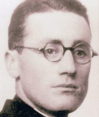 José María Arizmendiarrieta - Image: José María Arizmendiarrieta