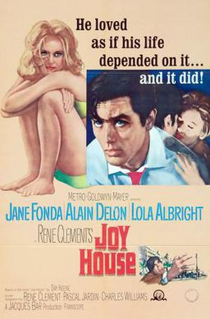 Joy House (film) - Image: Joy House movieposter