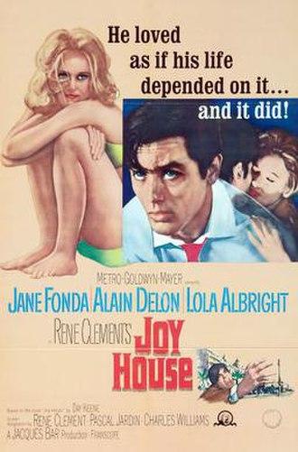 Joy House (film) - Image: Joy House movieposter