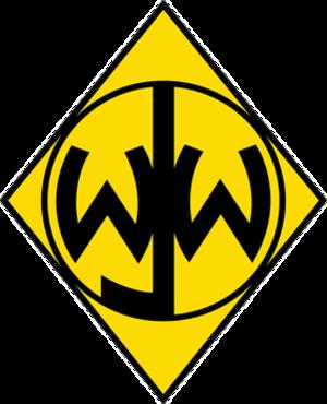 Junior Woodchucks - Image: Junior Woodchucks of the World Emblem