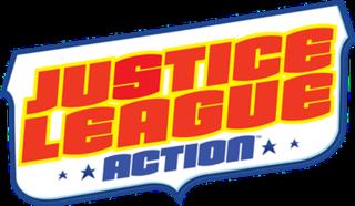 <i>Justice League Action</i> Animated television program