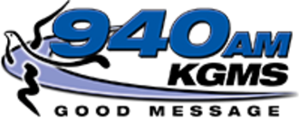 KGMS - Image: KGMS 940AM logo
