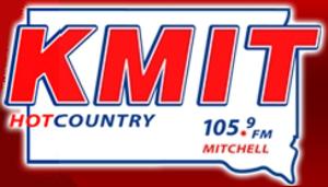 KMIT (FM) - Image: KMIT logo