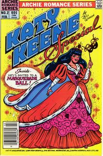 Katy Keene Comic book character