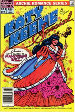 Katy Keene - Image: Katy keene special