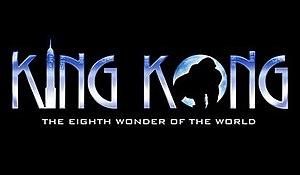 King Kong (2013 musical) - Image: King Kong (musical) logo