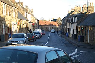 Kirknewton, West Lothian village in West Lothian, Scotland