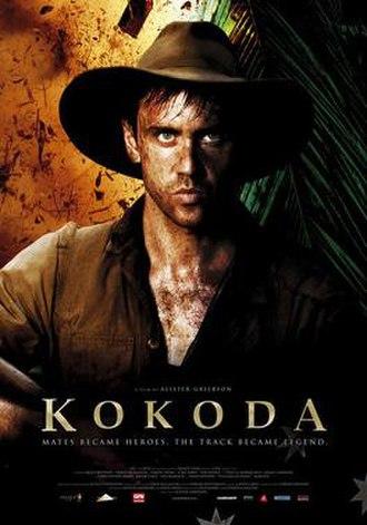 Kokoda (film) - Image: Kokodaposter