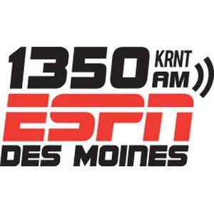 KRNT - Image: Krnt am logo