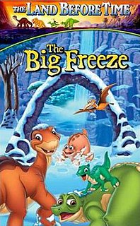 <i>The Land Before Time VIII: The Big Freeze</i> 2001 US animated film by Charles Grosvenor