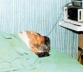 Assassination of Lalith Athulathmudali 1993 shooting of Sri Lankan politician Lalith Athulathmudali