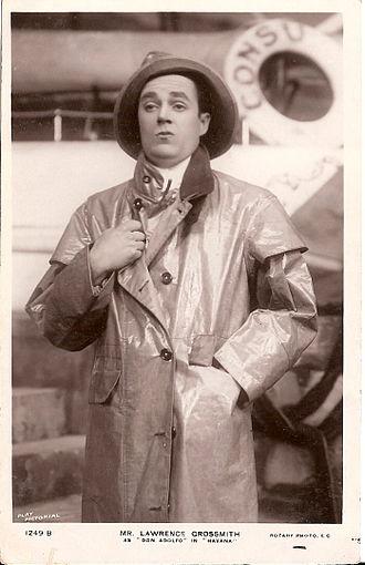 Lawrence Grossmith - Lawrence Grossmith in Havana (1908)