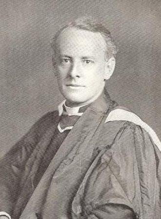 Leslie Weatherhead - Dr Leslie Weatherhead in 1936