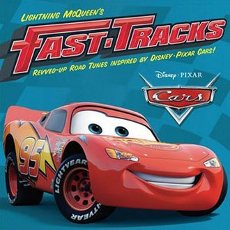 Cars (soundtrack) - Image: Lightning Mc Queen's Fast Tracks