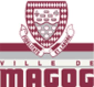 Magog, Quebec - Image: Logo Magog
