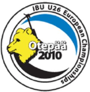 Biathlon European Championships 2010 - Biathlon European Championships 2010 official logo