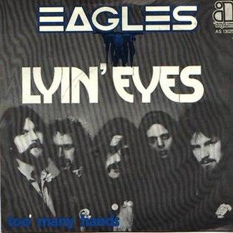 Lyin' Eyes - Image: Lyin' Eyes