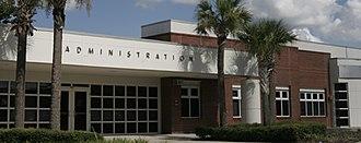 Lyman High School - Image: Lyman High School