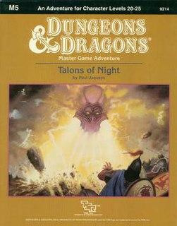<i>Talons of Night</i>