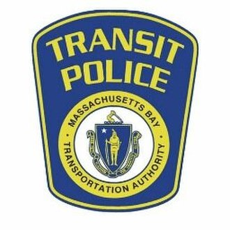 Massachusetts Bay Transportation Authority Police - Image: MBTA Transit Police patch