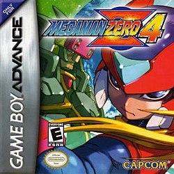 CHEAT GAME BOY ADVANCE (GBA): CHEAT MEGAMAN ZERO 4 GBA