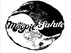 The Magpie Salute - Image: Magpiesalutelogo