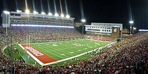 Martin Stadium - Image: Martin Stadium Washing State University