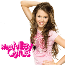 Meet Miley Cyrus cover art