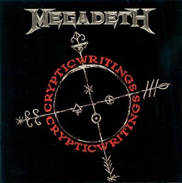 Megadeth Discografia e Historia 594px-Megadeath-Cryptic_Writings