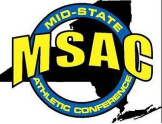 Mid-State Athletic Conference - Image: Mid State Athletic Conference (logo)