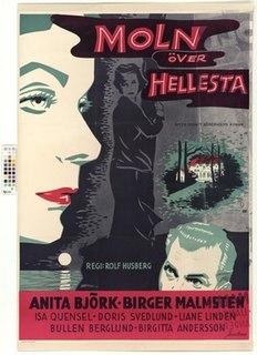 <i>Moon Over Hellesta</i> 1956 film by Rolf Husberg