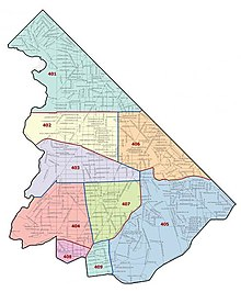 Mpdc fourth district map