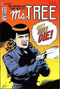 Ms. Tree (comic book) - Wikipedia