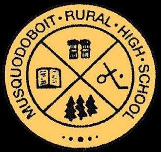 Musquodoboit Valley - MRHS Seal