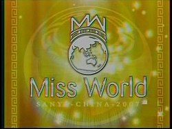 Miss World 2007 - Wikipedia