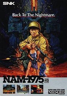 <i>NAM-1975</i> video game