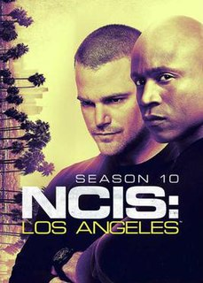 <i>NCIS: Los Angeles</i> (season 10)