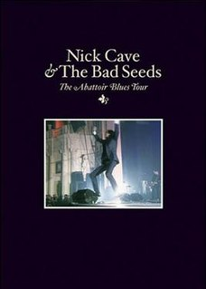 <i>The Abattoir Blues Tour</i> live album by Nick Cave and the Bad Seeds