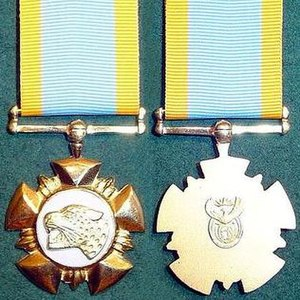 Orders, decorations and medals of South Africa - Nkwe ya Gauta (Golden Leopard)