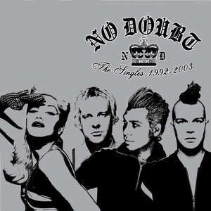 The Singles 1992–2003 - Image: No Doubt The Singles 1992 2003