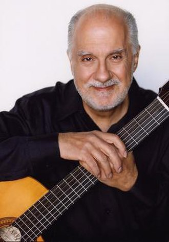 Oscar Castro-Neves - Photo from official website