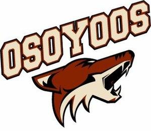 Osoyoos Coyotes - Image: Osoyoos Coyotes