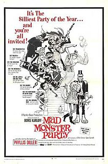 <i>Mad Monster Party?</i> 1967 film by Jules Bass