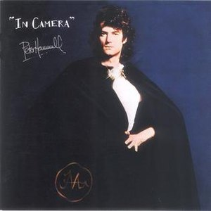 In Camera (Peter Hammill album) - Image: Peter Hammill In Camera