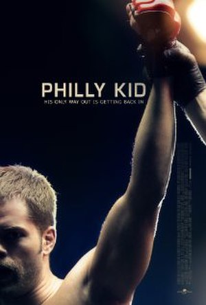 The Philly Kid - Theatrical release poster